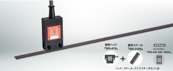 SI-410系统(增量式)